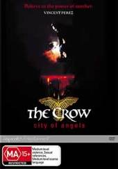 Crow, The: City Of Angels on DVD