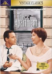 The Apartment on DVD