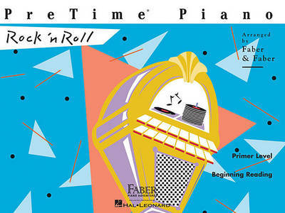 Pretime Piano Rock 'n Roll by Nancy Faber image