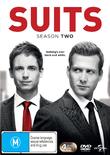 Suits - Season Two DVD