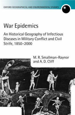War Epidemics by Matthew Smallman-Raynor image