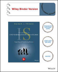 Introduction to Information Systems by R.Kelly Rainer