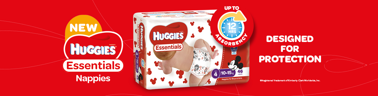 Coming soon to our Huggies Store!