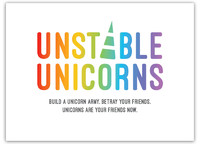 Unstable Unicorns - Base Game