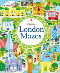London Mazes by Sam Smith