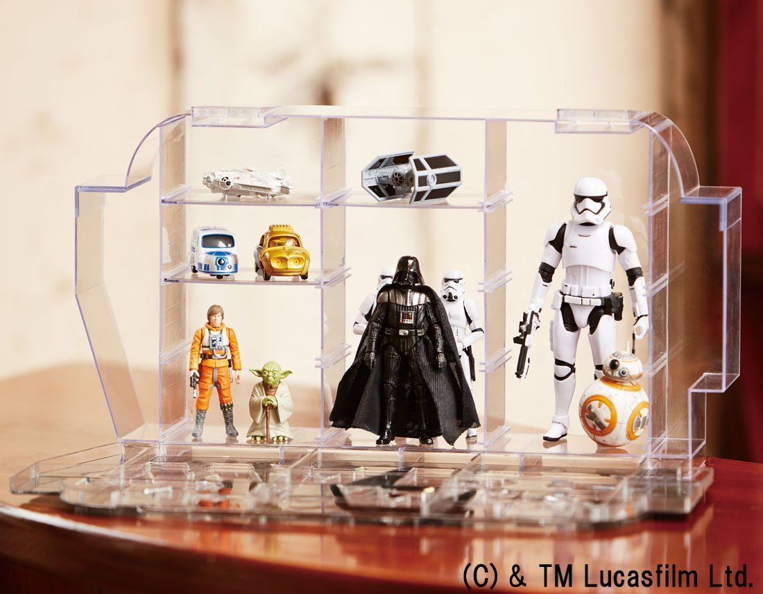 Star Wars Logo Display Case image