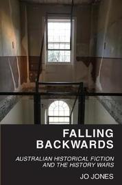 Falling Backwards by Jo Jones image