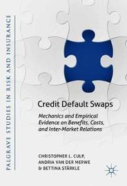 Credit Default Swaps by Christopher L. Culp