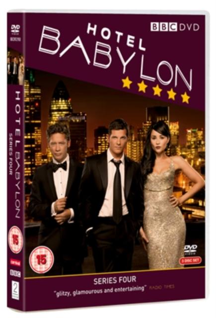 Hotel Babylon Series 4 on DVD