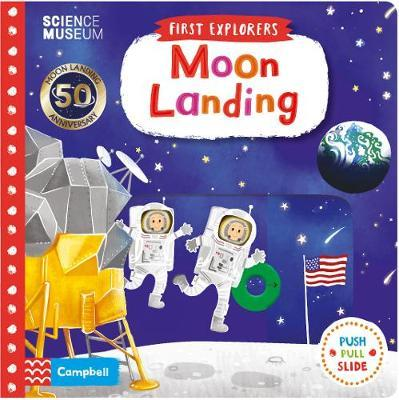 Moon Landing by Campbell Books