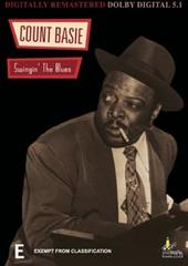 Count Basie - Swingin' The Blues on DVD