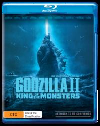 Godzilla: King of the Monsters on Blu-ray