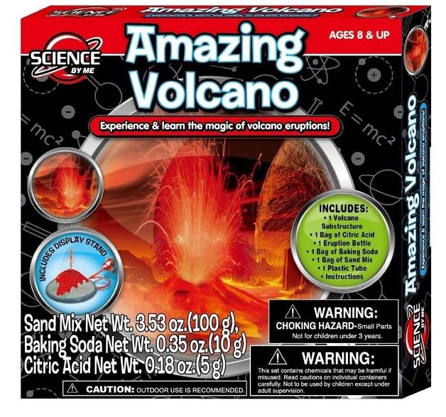 Creative Kids: Amazing Volcano - Experiment Kit