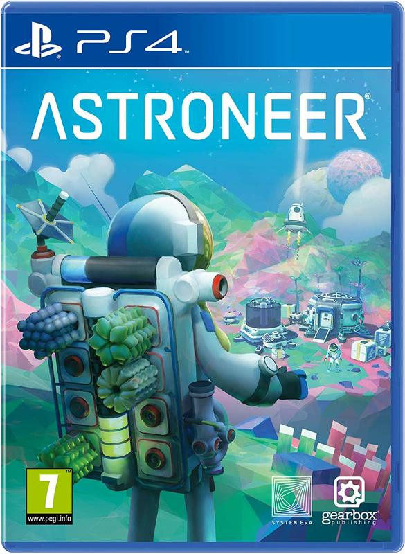 Astroneer for PS4