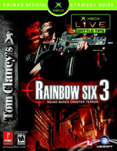 Rainbow 6 3 - Prima Official Guide for GameCube