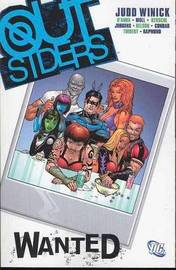 Outsiders TP Vol 03 Wanted by Judd Winick