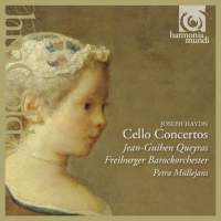 Haydn & Monn: Cello Concertos by Jean-Guihen Queyras