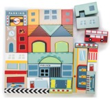 Le Toy Van: Timber Town Blocks