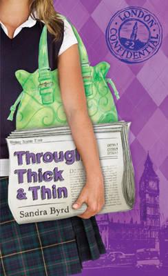 Through Thick & Thin by Sandra Byrd