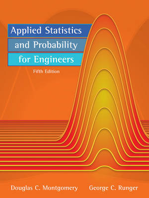 Applied Statistics and Probability for Engineers 5E Binder Ready Version by Douglas C. Montgomery image