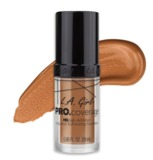 LA Girl HD Pro Coverage Foundation - Sand