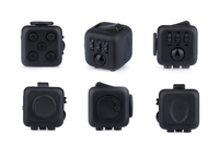 Antsy Labs Fidget Cube (Series 1, Midnight)