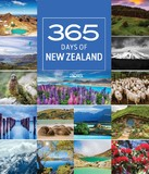 365 Days in New Zealand 2018 Deluxe Wall Calendar