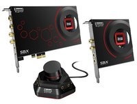 Creative Sound Blaster ZxR Audiophile Grade Gaming Sound Card