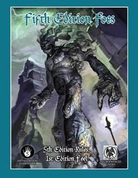 Fifth Edition Foes by Matt Finch