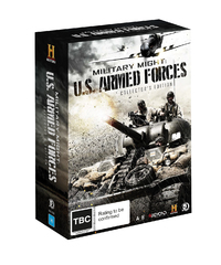 Military Might: US Armed Forces Collector's Edition on DVD