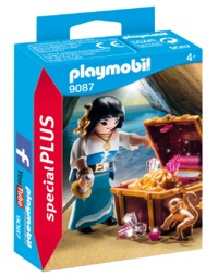 Playmobil: Special Plus - Pirate with Treasure (9087)