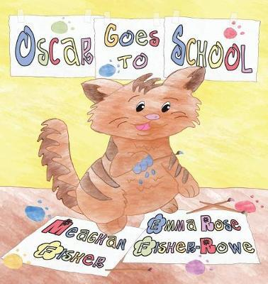 Oscar Goes to School by Meaghan Fisher image