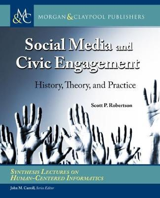 Social Media and Civic Engagement by Scott P. Robertson image