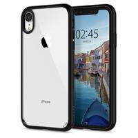 Spigen: Ultra Hybrid Case for iPhone XR - Clear/Black