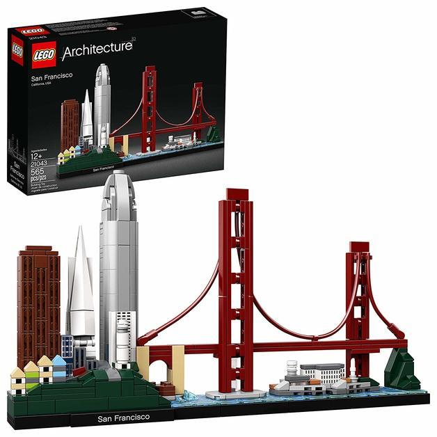 LEGO Architecture: San Francisco Skyline (21043)