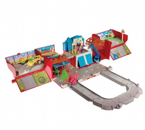 Bob the Builder: Take Along Deluxe Electronic Toolbox Playset image