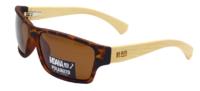 Moana Rd: Tradies Sunglasses - Tort/Pine