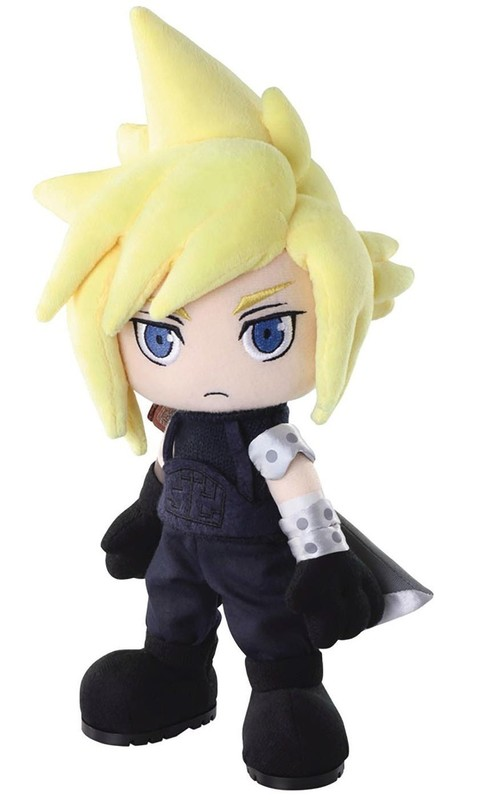 Final Fantasy VII: Cloud Strife - Action Doll