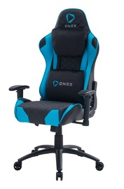 ONEX GX330 Series Gaming Chair (Black & Blue) for