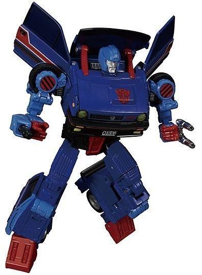 Transformers: Masterpiece - MP-53 Skids