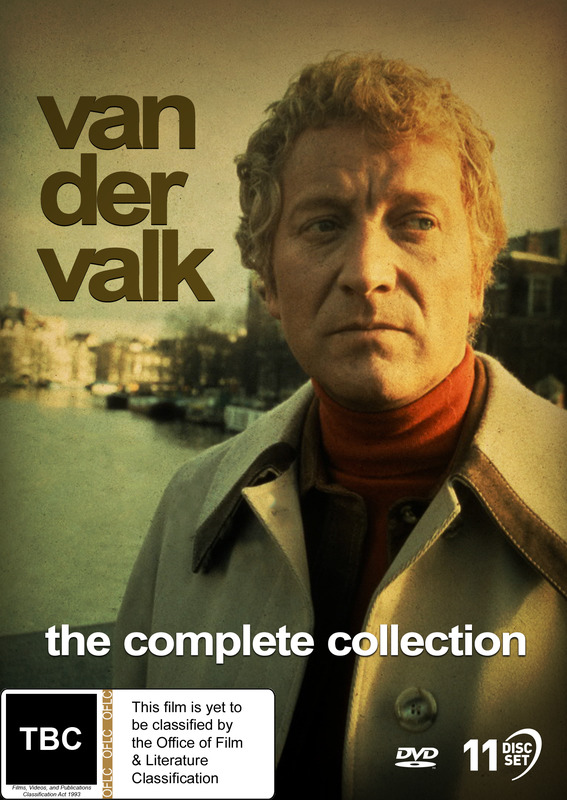 Van Der Valk: The Complete Collection on DVD