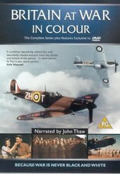 Britain at War - In Colour on DVD