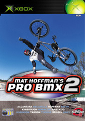 Mat Hoffman's Pro BMX 2 for Xbox