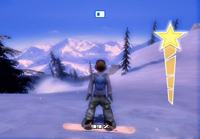SSX Blur for Nintendo Wii image