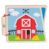 Hape: At the Farm Wooden Book