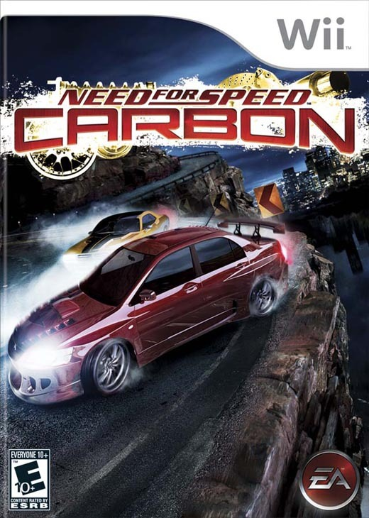 Need for Speed Carbon for Nintendo Wii