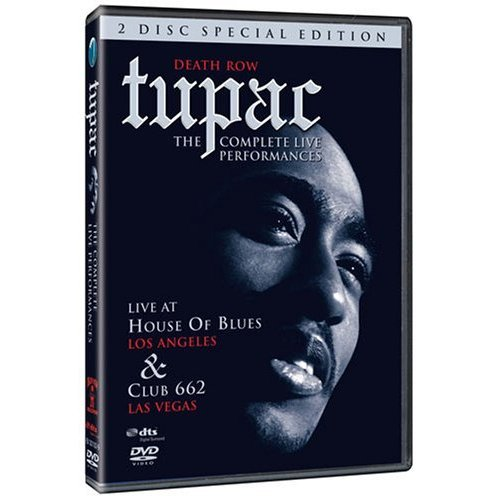 Tupac - The Complete Live Performances: Special Edition on DVD