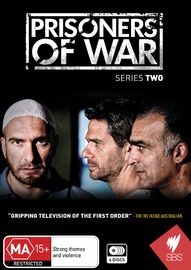 Prisoners of War - Series 2 on DVD