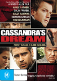 Cassandra's Dream DVD