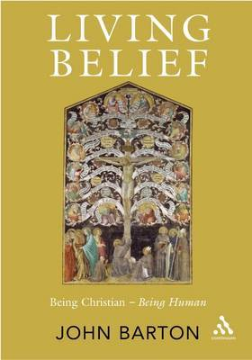 Living Belief by John Barton image